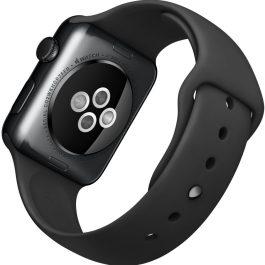 اپل واچ سری یک Apple Watch 42mm Space Black Stainless Steel Case