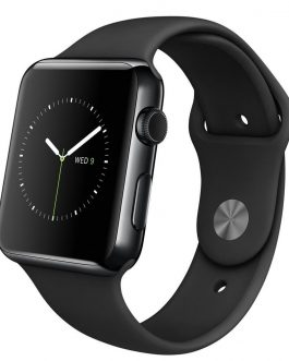 اپل واچ سری یک Apple Watch 42mm Space Black Stainless Steel Case