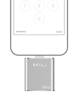 فلش مموری میلی مدل iData HI-D91 ظرفیت 64 گیگابایت