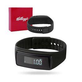 دستبند ورزشی و سلامت Kellog's Fit Band