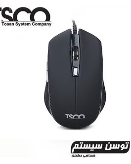 TSCO TM-278 Wired USB Mouse