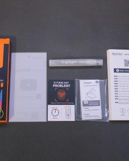برچسب محافظ صفحه Spigen NeoFlex Note 10 Plus