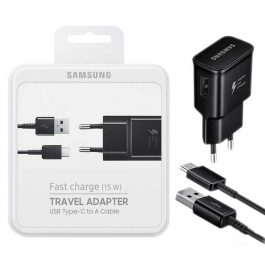 آداپتور شارژر و کابل سامسونگ Samsung Type C