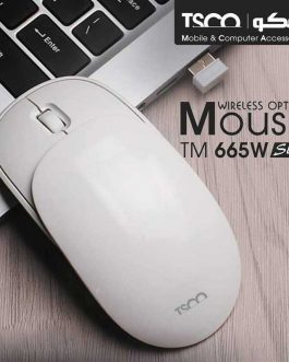 TSCO TM 665W Wireless Mouse