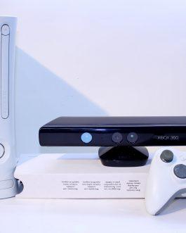کنسول Xbox 360 Arcade بهمراه کینکت