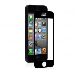 محافظ صفحه مشکی Screen Protectore For Iphone 5/5S