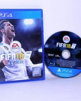بازی PS4 – FIFA 18