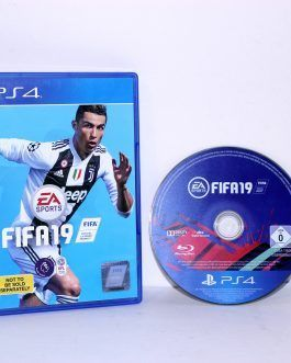 بازی PS4 – FIFA 19