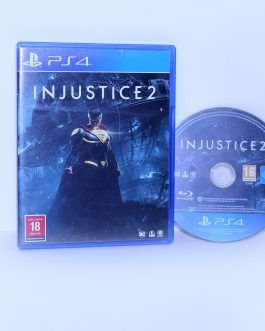 بازی PS4 – INJUSTICE 2