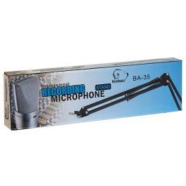 پایه میکروفون Kinbas BA-35