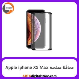 محافظ صفحه آیفون Screen Protectore For Apple iphone XS Max 3D Pack