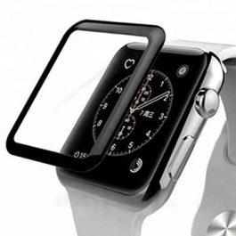 محافظ صفحه اپل واچ  Screen Protectore For Apple Watch 42mm Full Black