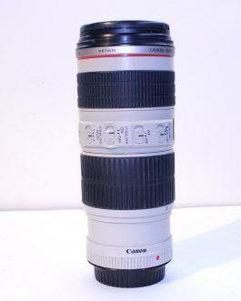 لنز دوربین Canon 70-200mm f/4L IS USM