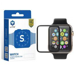 محافظ صفحه اپل واچ Screen Protectore For Apple Watch 44mm Lito