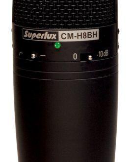 میکروفون استودیو Superlux CM-H8CH