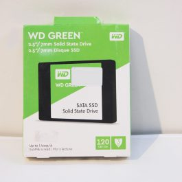 هارد SSD WD Green 120GB