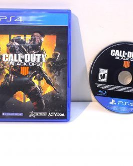بازی PS4 – Call Of Duty Black OPS IIII