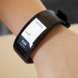 ساعت سامسونگ Samsung Gear Fit 2 Pro