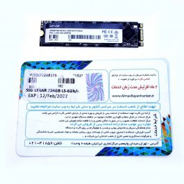 هارد SSD M.2 Lexar 256GB