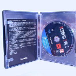 بازی جذاب  PS4 – Resident Evil 2 SteelBook