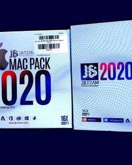پک نرم افزاری اپل Jb.Team MAC Pack 2020