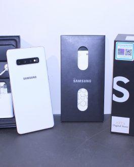 سامسونگ  S10 Plus Ceramic White 512GB