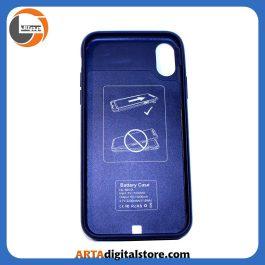 پاور کیس PORODO XSBC-BK 3200mAh iPhone X/Xs
