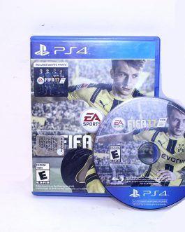 بازی FIFA 2017 برای PS4
