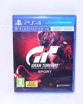 بازی GranTurismo برای PS4