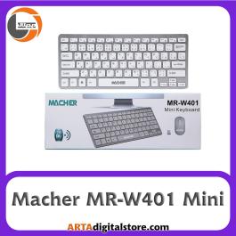 موس و کیبورد بی سیم Macher MR-W401 Mini