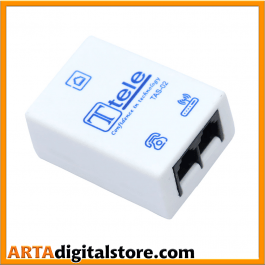 اسپلیتر (نویزگیر) Splitter ADSL Tele TAS-02
