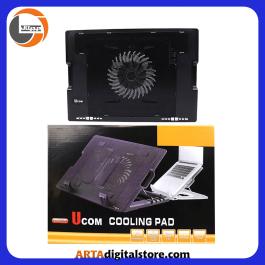 کول پد لپ تاپ Cooling Pad Ucom 638B