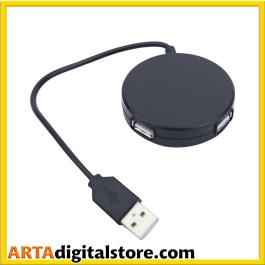 هاب 4 پورت Verity H405 4Port USB 2.0