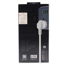 چندراهی برق Verity Power Strip PS3110