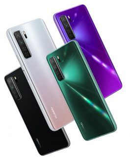هواوی Huawei Y7a 4GB/128GB Midnight Black