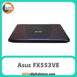 لپ تاپ ایسوس حرفه ای Asus FX553VE مخصوص بازی و کار سنگین