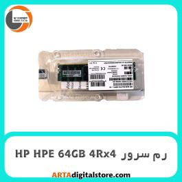 رم سرورHP HPE 64GB 4Rx4 PC4-2400T-L نو و پلمپ