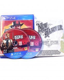 بازی PS4 – Red Dead Redemption II