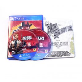 بازی PS4 – Red Dead Redemption II