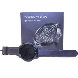 ساعت دو صفحه خاص و حرفه ای تیک واچ TicWatch Pro 3 GPS