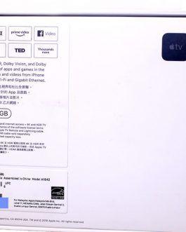 پخش کننده تلویزیون اپل Apple TV 4K HDR MQD22ZP/A 32GB