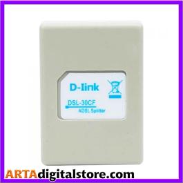 اسپلیتر (نویزگیر) D-LINK Splitter ADSL DSL-30CF
