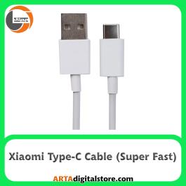 کابل Xiaomi Type-C اصل (Super Fast)
