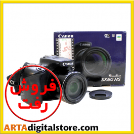 کنون Canon PowerShot SX60 HS Black
