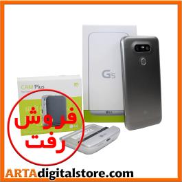 ال جی LG G5 4GB/32GB Titan به همراه ماژول دوربین