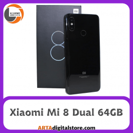 شیائومی  Xiaomi Mi 8 Dual 6GB/64GB Black