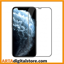 محافظ صفحه آیفون Screen Protectore For Apple iphone 12 Mini Full Black