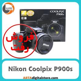 دوربین سوپر زوم نیکون Nikon Coolpix P900s