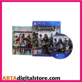 بازی PS4 – Assassins Creed SYNDICATE