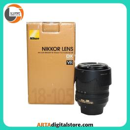 لنز دوربین نیکون  Lens Nikon Nikkor AF-S 18- 105mm f/3.5-5.6G